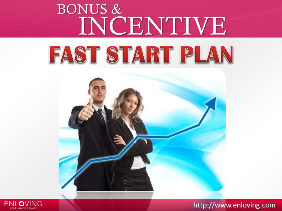 http://www.enloving.com BONUS & INCENTIVE