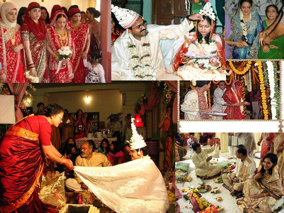 The Bengali Wedding Ceremony is one of the gala and elaborate affairs in the Hindu Wedding Ceremony.