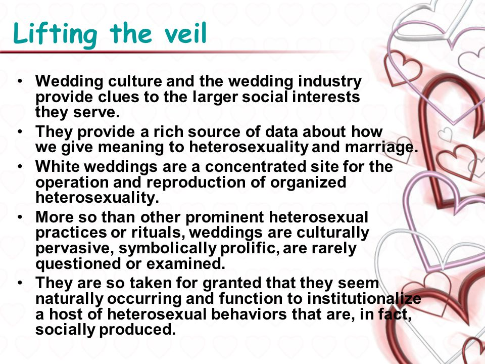 Setting the context As part of the free thinker movement, marriage reform activists dedicated themselves to the elimination of church and state control over marriage, arguing that under these rules marriage was a form of sexual slavery.