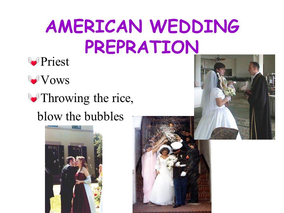 AMERICAN WEDDING BEGINNING (2) Characters