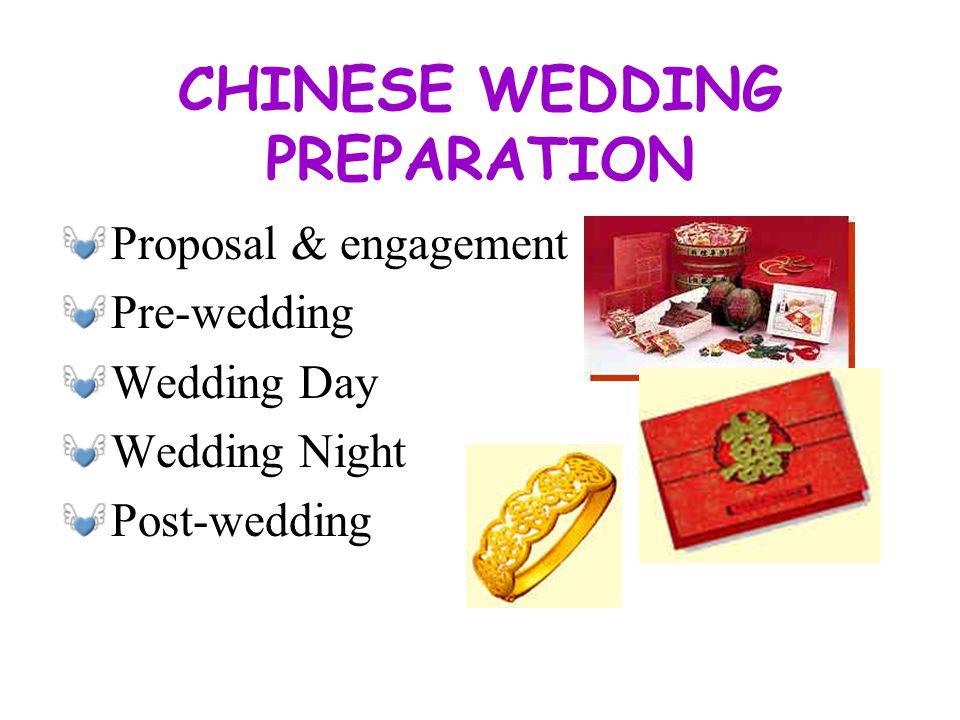 CHINENE WEDDING