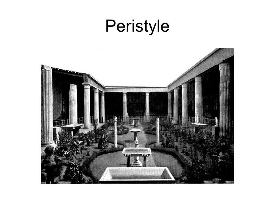 Peristyle