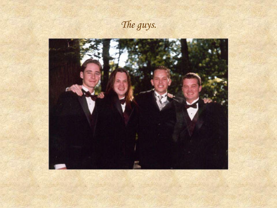The guys.