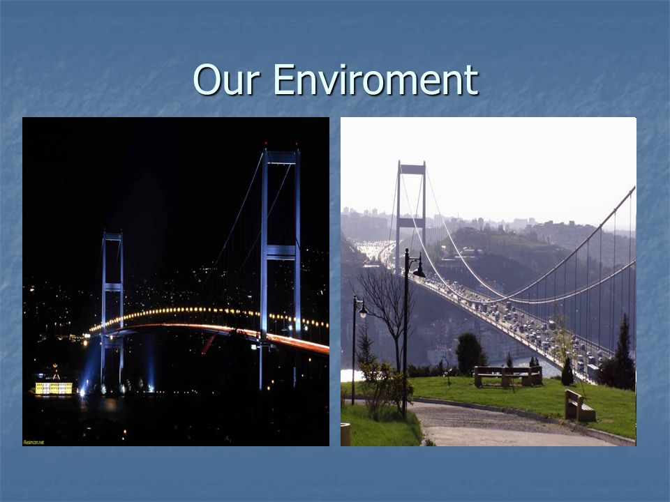 Our Enviroment
