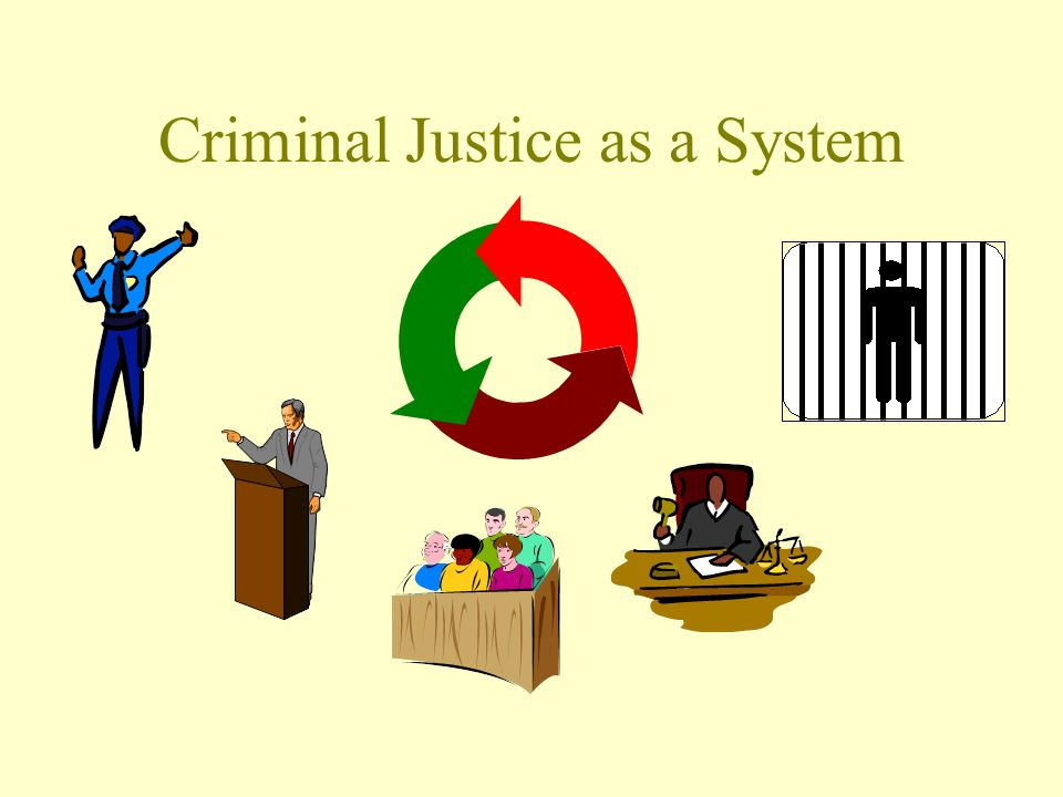 Criminal Justice as a System
