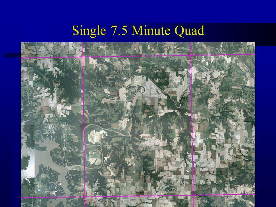 Single 7.5 Minute Quad