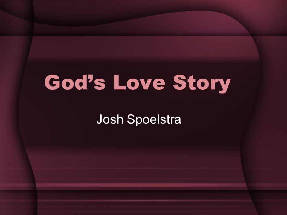Gods Love Story Josh Spoelstra