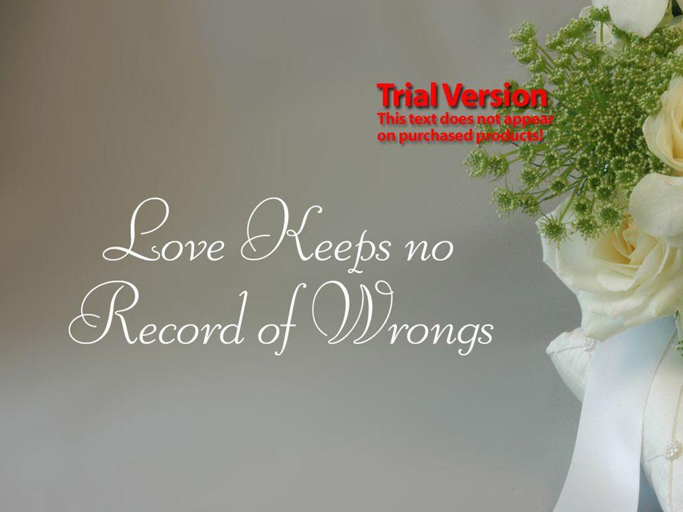 Communion - Verses – 09