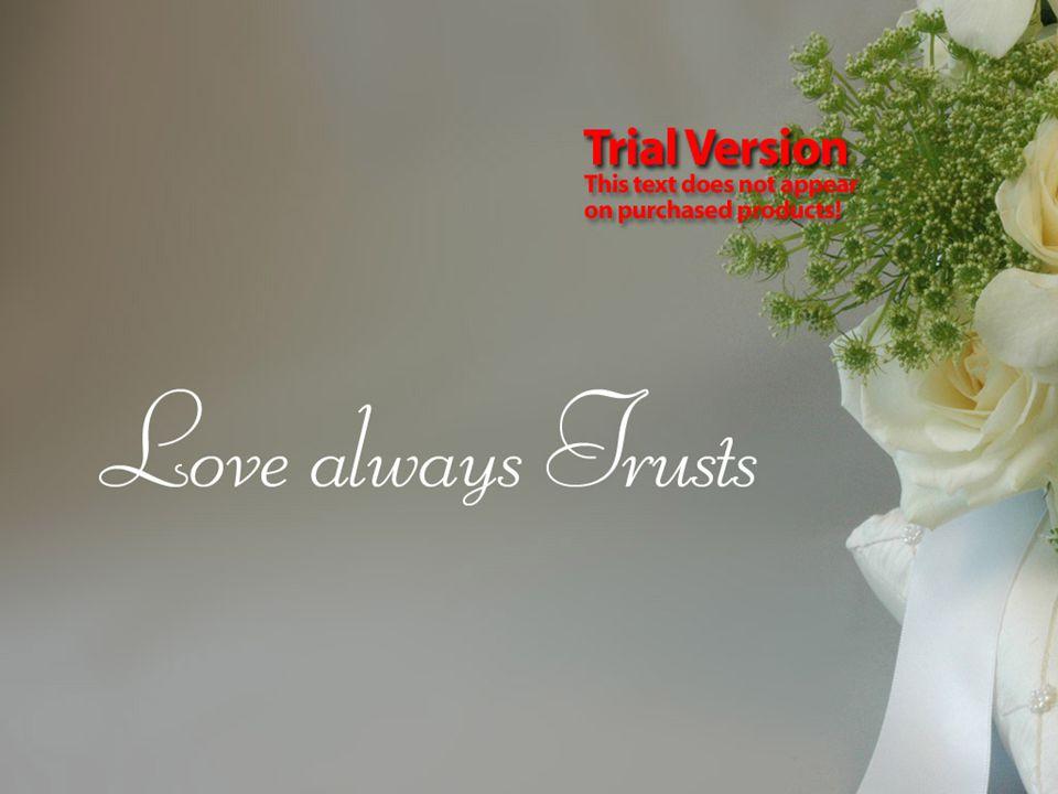 Communion - Verses – 11
