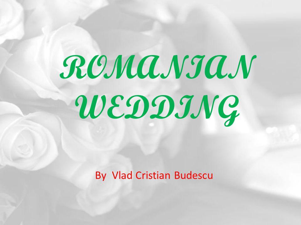ROMANIAN WEDDING By Vlad Cristian Budescu