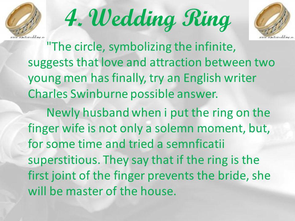 4. Wedding Ring