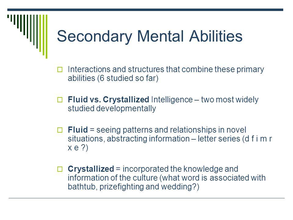 Howard Gardners Theory of Multiple Intelligences