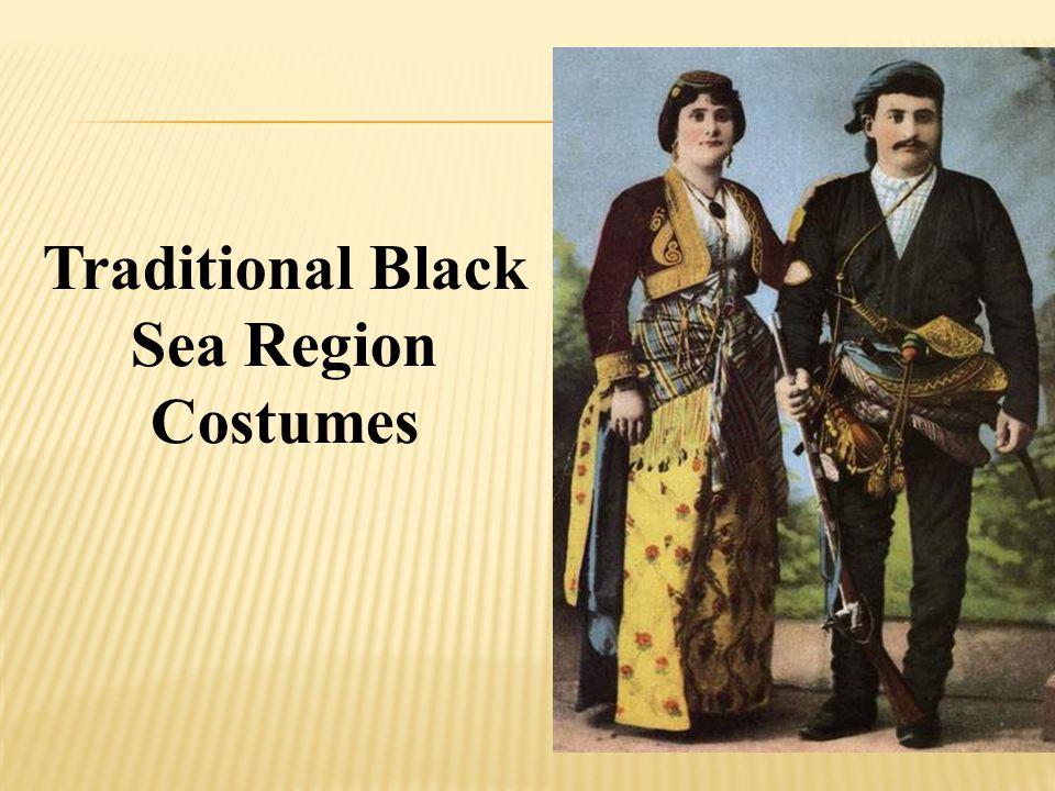 Traditional Black Sea Region Costumes