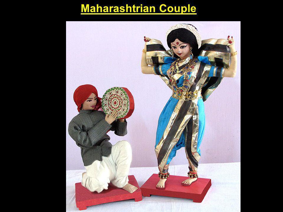 Maharashtrian Couple
