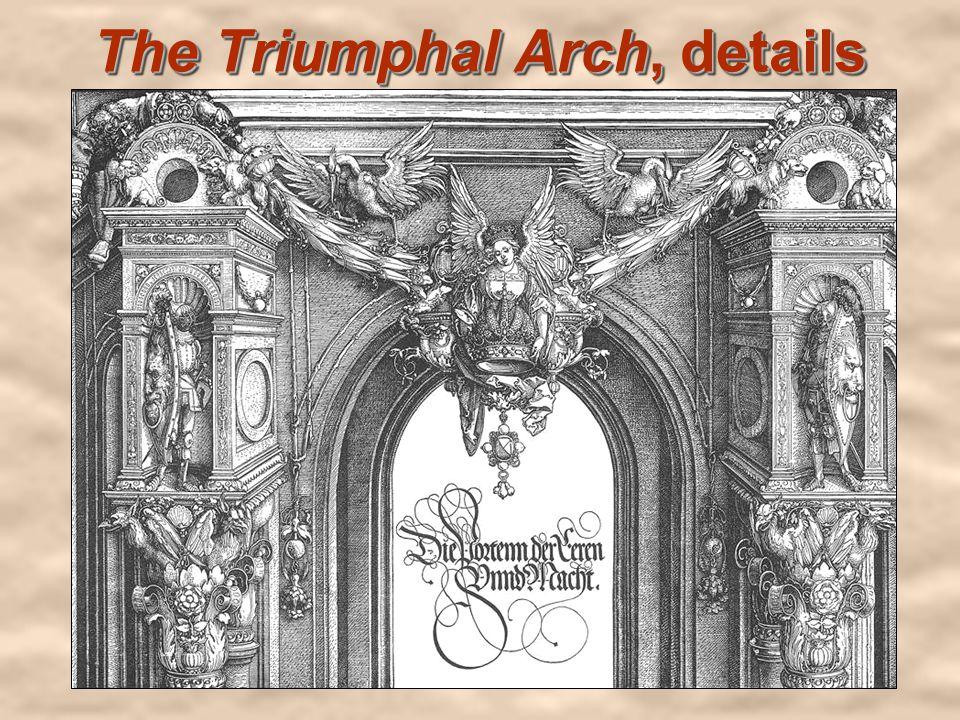 The Triumphal Arch, details
