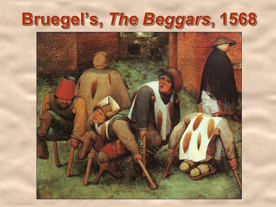Bruegels, The Beggars, 1568