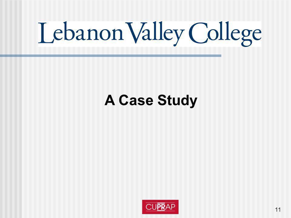 11 A Case Study