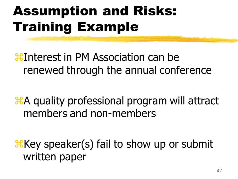 46 Risk Management Template Monitoring Schedule Response Plan Owner of risk ImpactProbabilityRisk