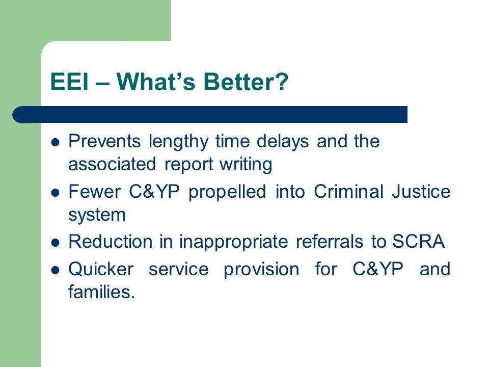 EEI – Whats Better.