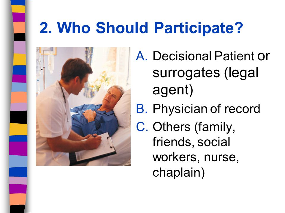 3.What Does the Patient Know.