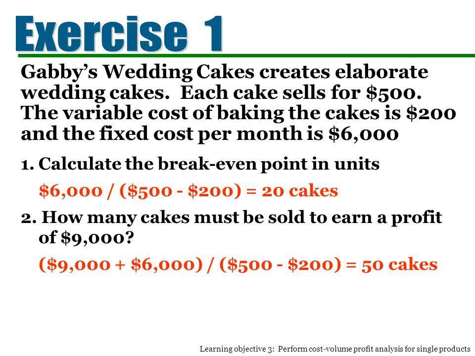 Gabbys Wedding Cakes creates elaborate wedding cakes.