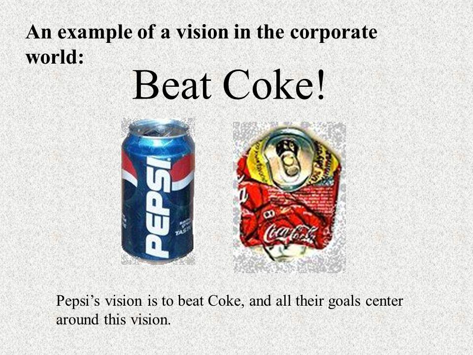 Beat Coke.