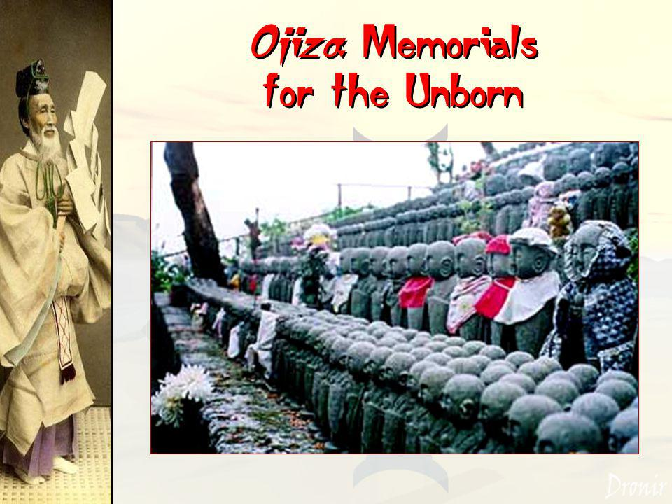 Ojizo: Memorials for the Unborn
