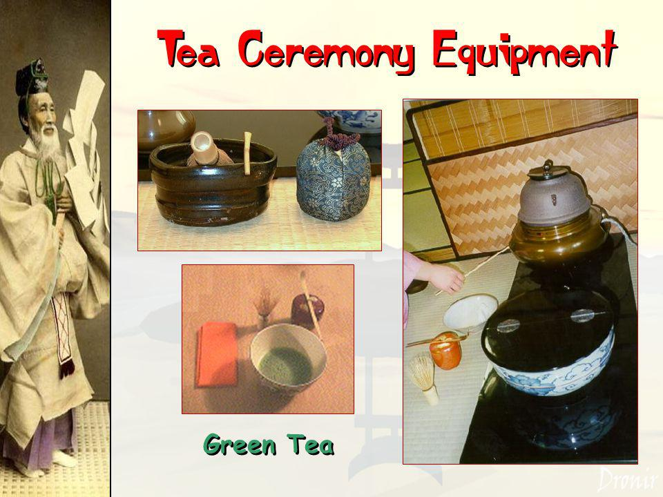 Tea Ceremony Equipment Green Tea