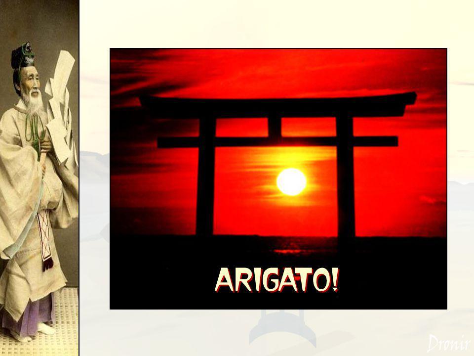 ARIGATO!