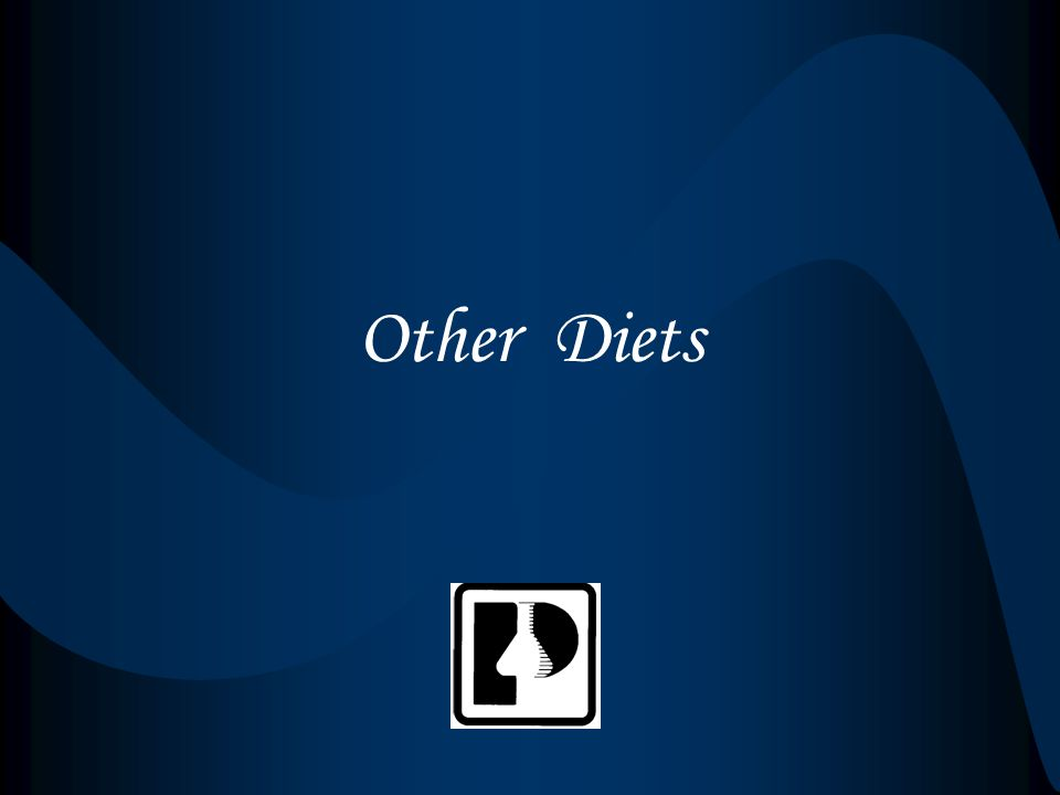 Other Diets