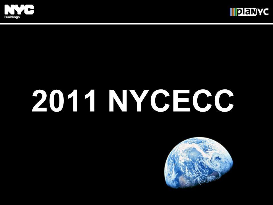 2011 NYCECC