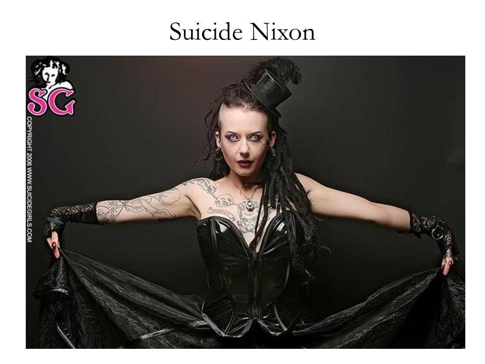 Suicide Nixon