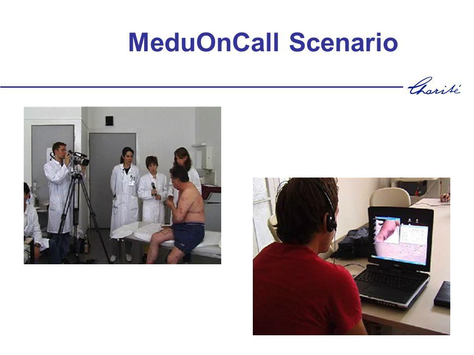 MeduOnCall Scenario