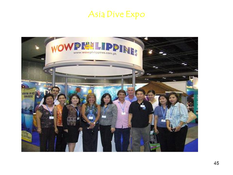 45 Asia Dive Expo