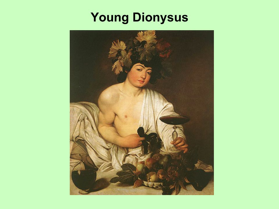 Young Dionysus