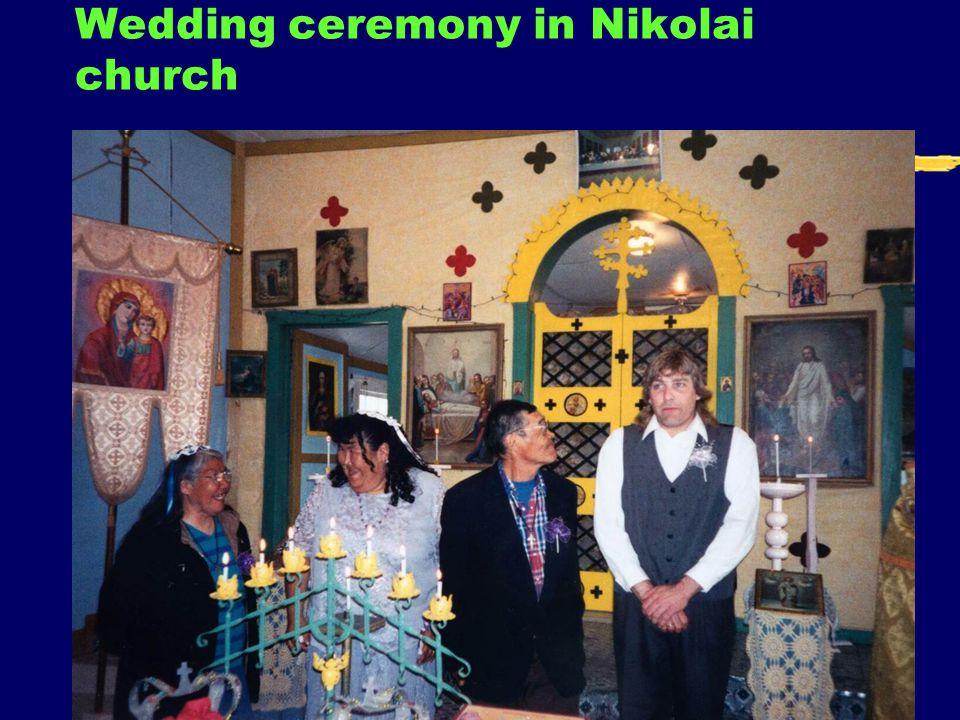 12 Wedding ceremony in Nikolai church