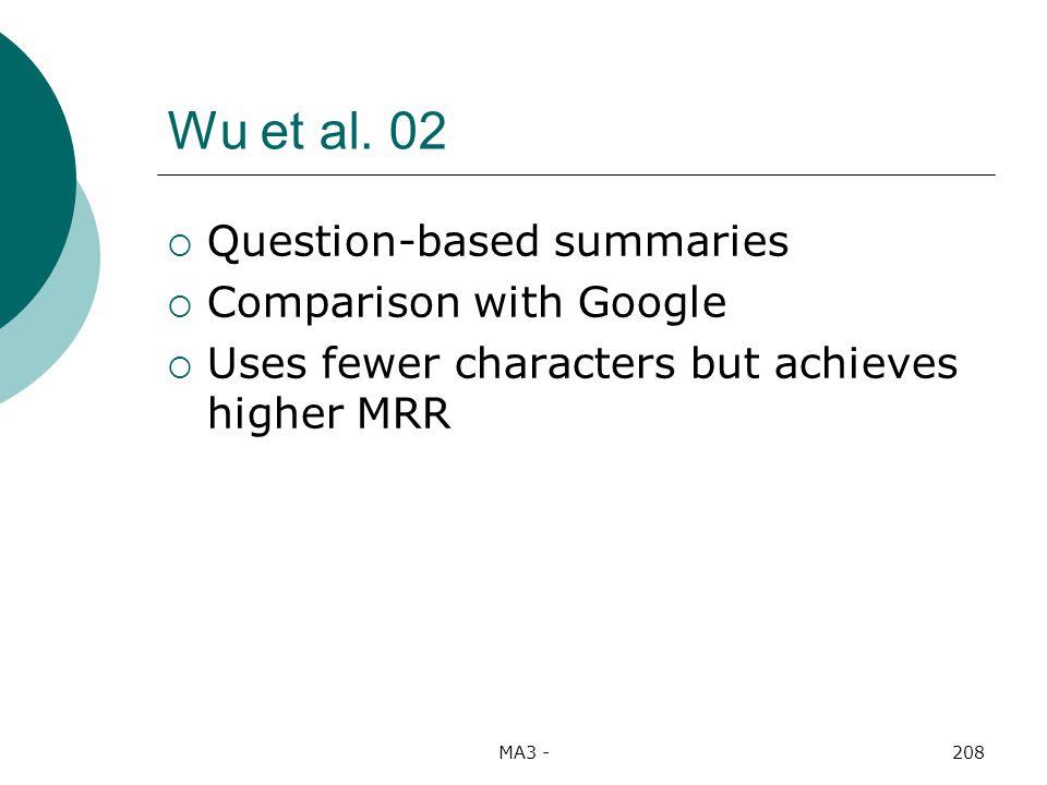 MA3 -208 Wu et al.