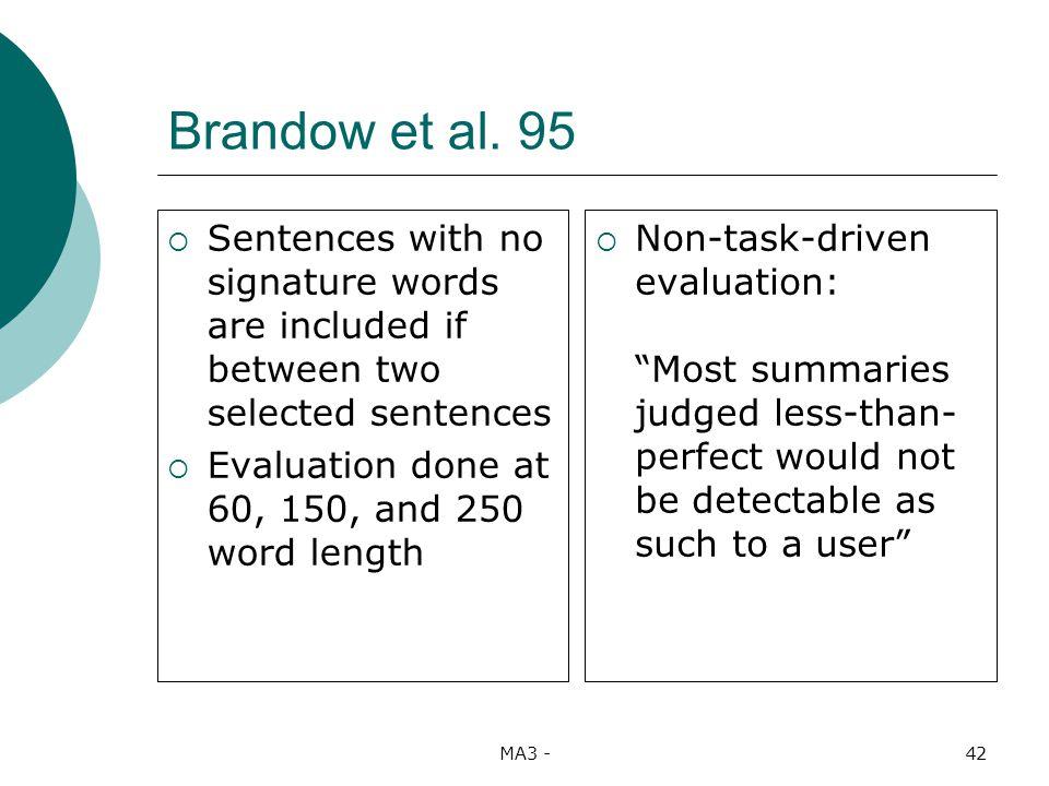 MA3 -42 Brandow et al.