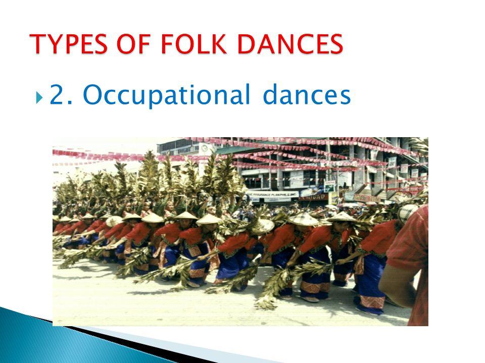 1. National and Regional dances