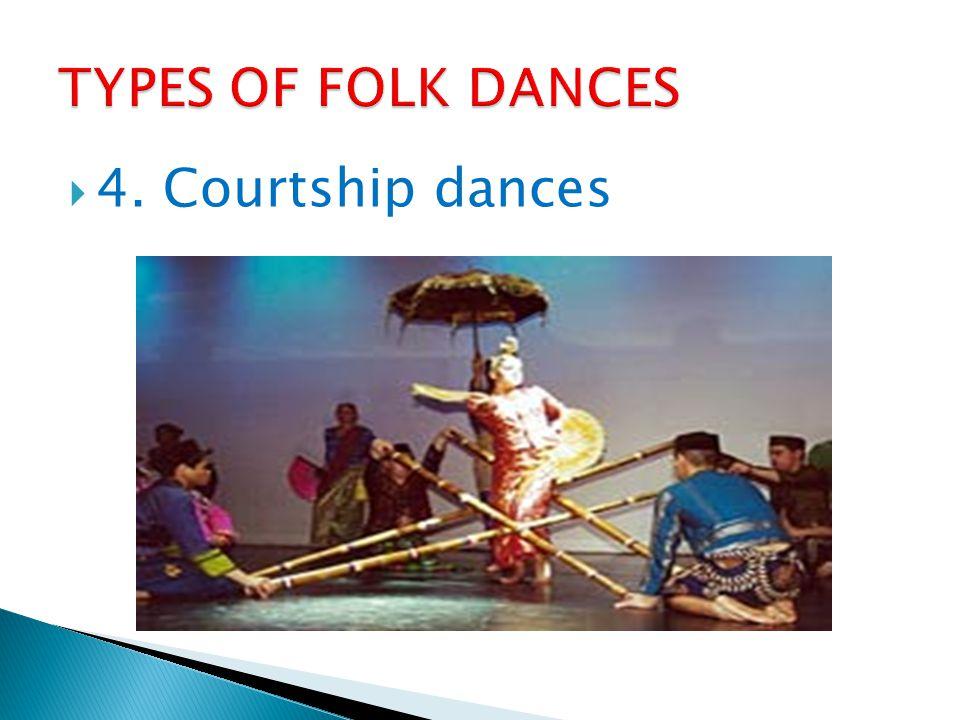 3. Religious and Ceremonial dances