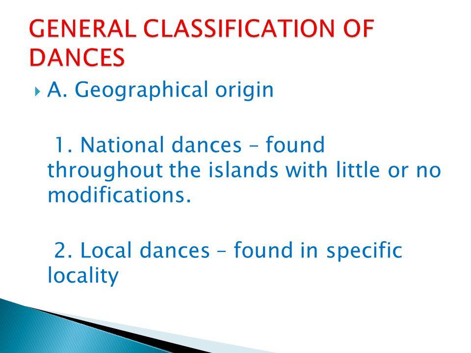 5. Festival dances