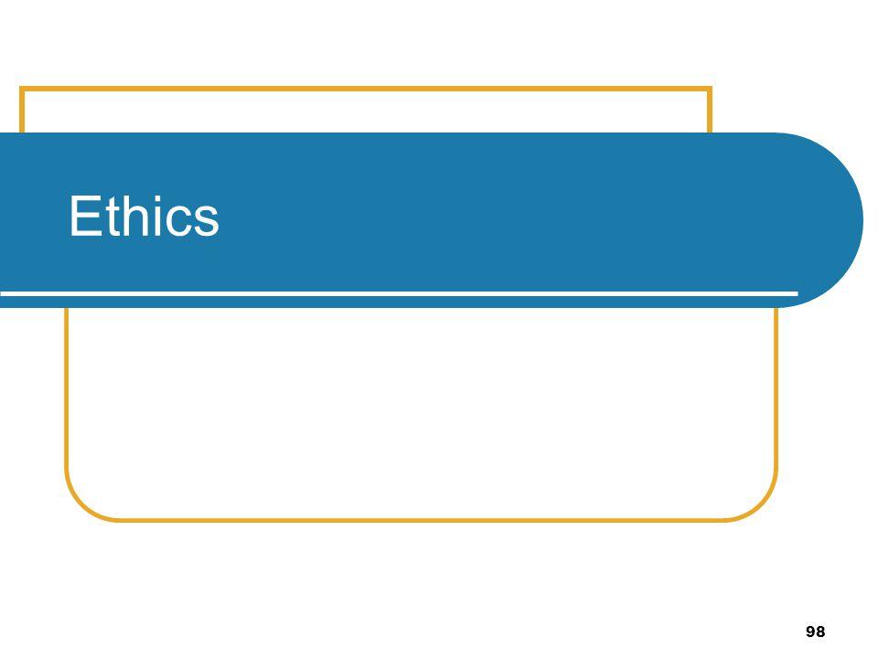 98 Ethics