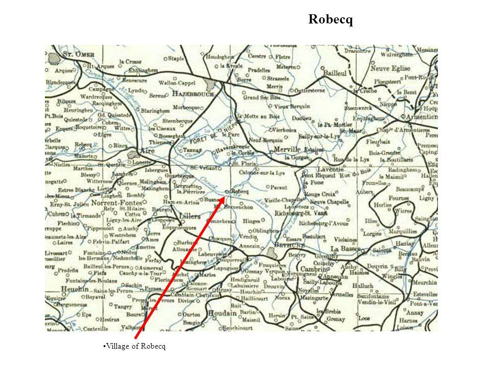 Village of Robecq Robecq