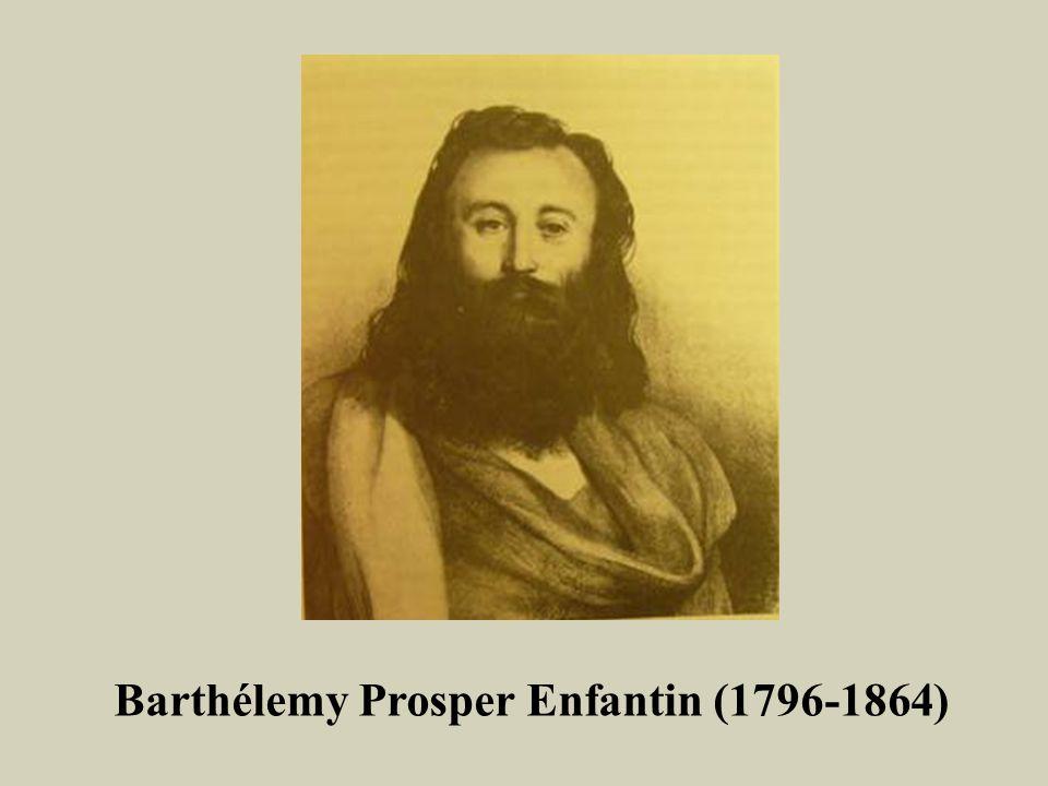 Barthélemy Prosper Enfantin (1796-1864)