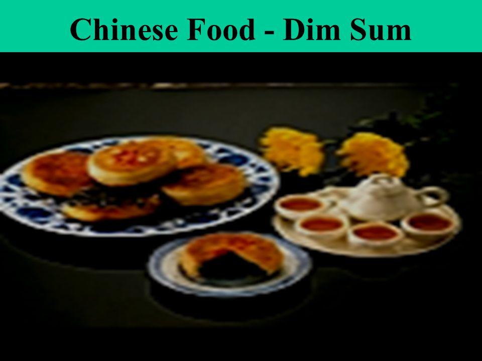 Chinese Food - Dim Sum