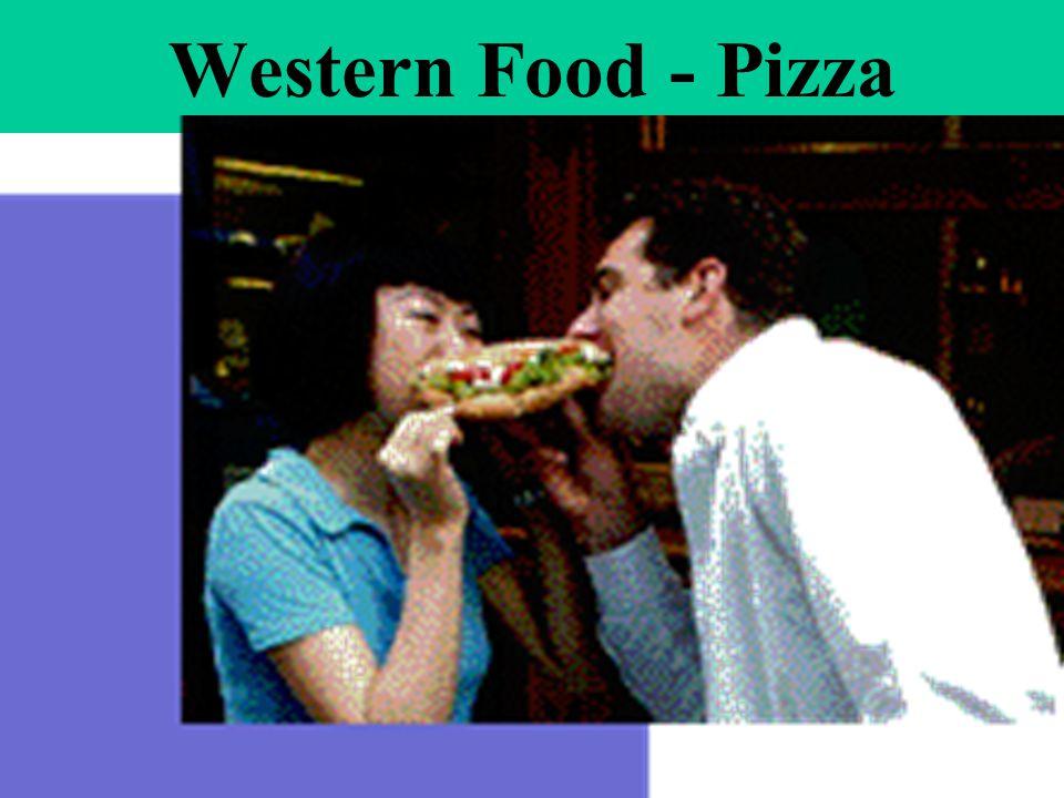 Western Food - Pizza