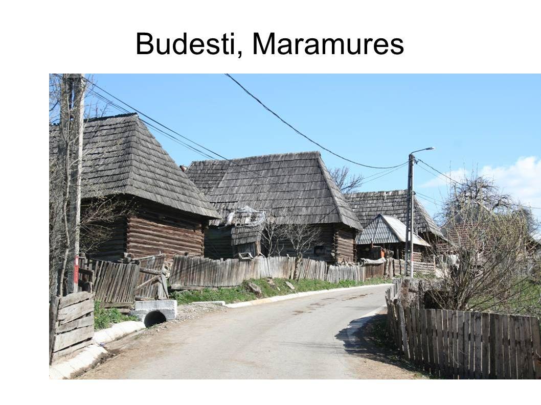 Budesti, Maramures