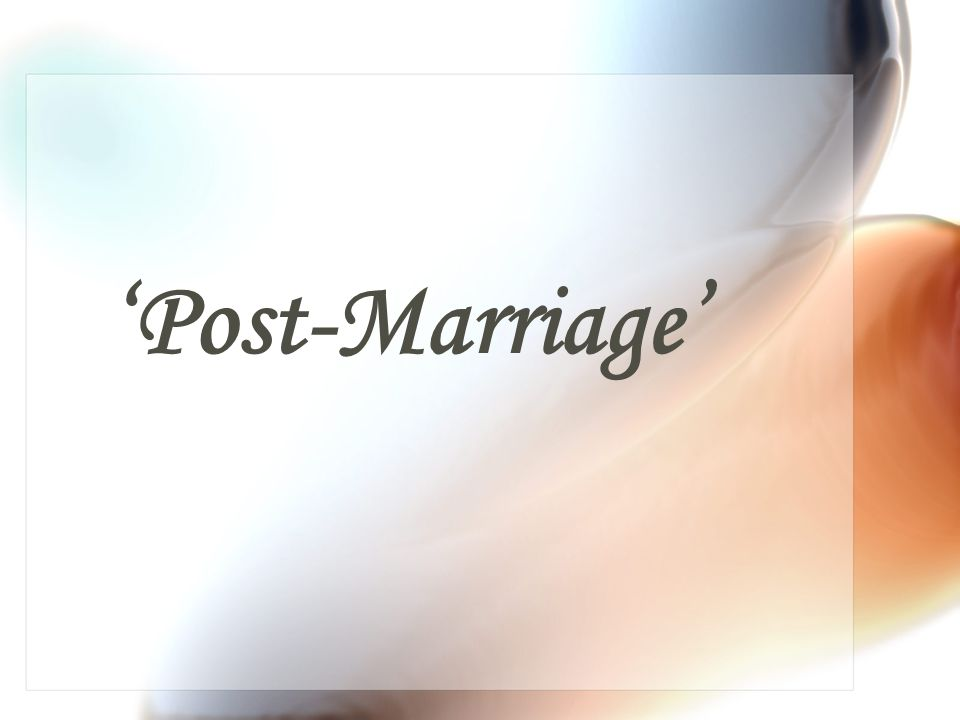 WALEEMAH – Post Marital Feast The walimah should be simple and according to one`s means.