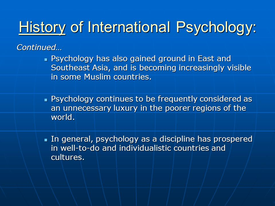 What Is the American Psychological Association.