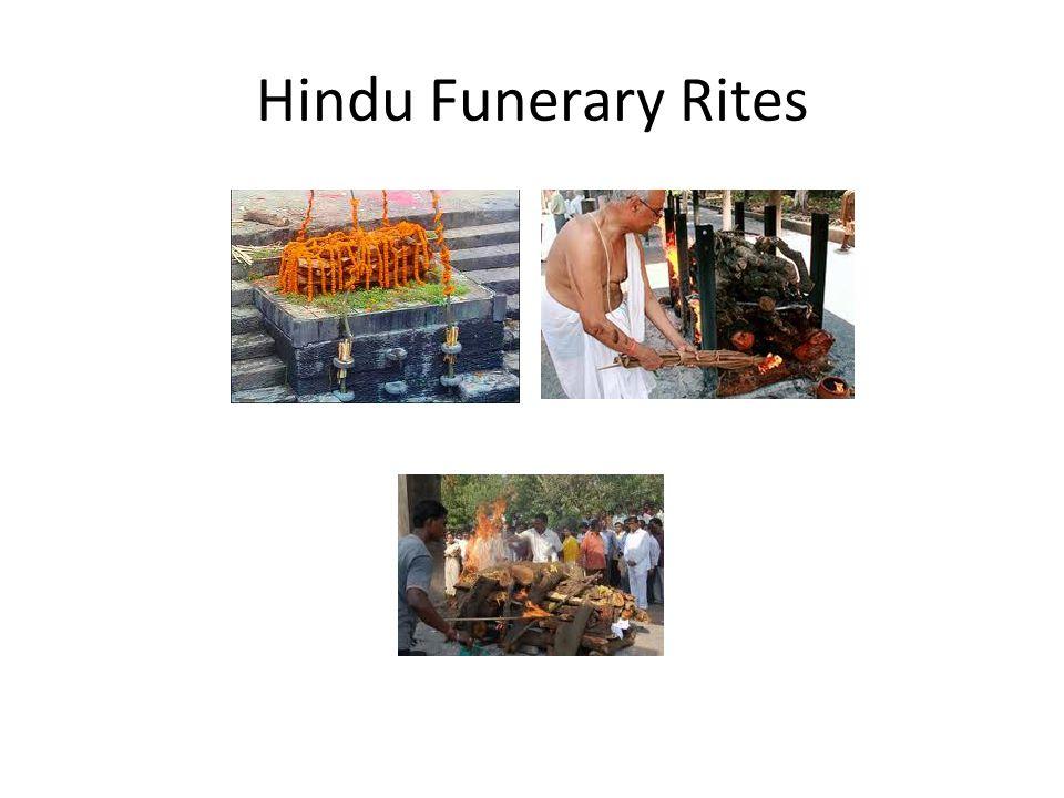 Hindu Funerary Rites